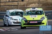 Jim Raaijmakers - Renault Clio - DNRT Sportklasse - DNRT Racing Days 1 2015 - Circuit Park Zandvoort