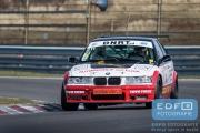 Kevin van Eldik - BMW E36 - DNRT Sportklasse - DNRT Racing Days 1 2015 - Circuit Park Zandvoort