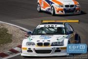 Dirk Dekker - BMW E46 - DNRT Supersportklasse - DNRT Racing Days 1 2015 - Circuit Park Zandvoort