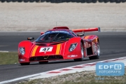 Steve Harris - Saker - DNRT Supersportklasse - DNRT Racing Days 1 2015 - Circuit Park Zandvoort