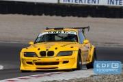 Peter van der Doelen - BMW Z3 - DNRT Supersportklasse - DNRT Racing Days 1 2015 - Circuit Park Zandvoort