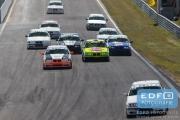 Start DNRT B18 klasse - DNRT Racing Days 1 2015 - Circuit Park Zandvoort