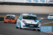 Martijn Kool - Renault Clio - DNRT Sportklasse - DNRT Racing Days 1 2015 - Circuit Park Zandvoort