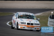 Rob Gilhuis - BMW 318 Compact - DNRT B18 klasse - DNRT Racing Days 1 2015 - Circuit Park Zandvoort