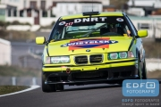 Dirk Bonder - BMW 318is - DNRT B18 klasse - DNRT Racing Days 1 2015 - Circuit Park Zandvoort