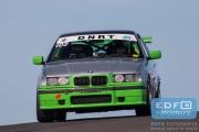 Nick Surber - BMW E36 - DNRT Toerklasse - DNRT Racing Days 1 2015 - Circuit Park Zandvoort