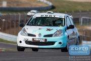 Tony Verhulst - Renault Clio - DNRT Sportklasse - DNRT Racing Days 1 2015 - Circuit Park Zandvoort