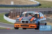 Marcel van der Lip - BMW M3 - DNRT Sportklasse - DNRT Racing Days 1 2015 - Circuit Park Zandvoort