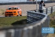 Patrick Tieman - BMW E36 - DNRT Supersportklasse - DNRT Racing Days 1 2015 - Circuit Park Zandvoort