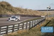 Dimitri de Vos Jr. - Saker - DNRT Supersportklasse - DNRT Racing Days 1 2015 - Circuit Park Zandvoort