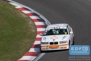Rob Gilhuis - BMW 318 Compact - DNRT B18 Cup - DNRT Racing Days 1 2015 - Circuit Park Zandvoort