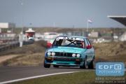 Hans Zandvliet - BMW 325i - DNRT Toerklasse - DNRT Racing Days 1 2015 - Circuit Park Zandvoort
