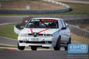 Henk Hees - Alfa 155 - DNRT Toerklasse - DNRT Racing Days 1 2015 - Circuit Park Zandvoort