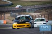 Alexander Japin - Citroen Saxo - DNRT Toerklasse - DNRT Racing Days 1 2015 - Circuit Park Zandvoort