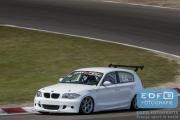 Milan Dontje - BMW 130i - DNRT Sportklasse - DNRT Racing Days 1 2015 - Circuit Park Zandvoort