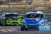 Filip Uyttendaele - Renault Clio - DNRT Sportklasse - DNRT Racing Days 1 2015 - Circuit Park Zandvoort