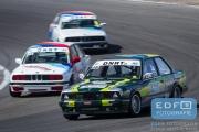 Ralph Disveld - BMW 325i E30 - DNRT E30 Cup - DNRT Racing Days 1 2015 - Circuit Park Zandvoort