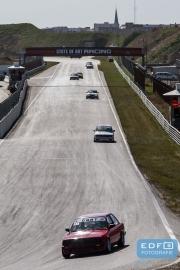 Stefan de Groot - BMW 325i E30 - DNRT E30 Cup - DNRT Racing Days 1 2015 - Circuit Park Zandvoort
