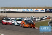 Start DNRT Sportklasse - DNRT Racing Days 1 2015 - Circuit Park Zandvoort