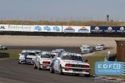 Nico Vertelman - Joshua Kreuger - Jessie Hemink - BMW 325i E30 - DNRT E30 Cup - DNRT Racing Days 1 2015 - Circuit Park Zandvoort