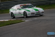 Wilbert Groenewoud - Porsche 944 - Porsche Club Historic Racing - DNRT Super Race Weekend - Circuit Park Zandvoort