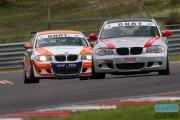 Floris van den Heuvel - Alexander Berger - BMW 130i - Sportklasse - DNRT Super Race Weekend - Circuit Park Zandvoort