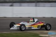 Olaf Schulte - Van Diemen RF 87 - Formula Ford - DNRT Super Race Weekend - Circuit Park Zandvoort