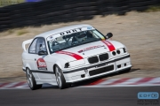 Thomas Verkuijl - BMW E36 - Sportklasse - DNRT Super Race Weekend - Circuit Park Zandvoort