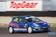 Filip Uyttendaele - Renault Clio - Sportklasse - DNRT Super Race Weekend - Circuit Park Zandvoort