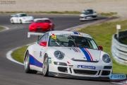 Benno Berwanger - Kim Berwanger - Porsche 997 GT3 Cup - Porsche Club Historic Racing - DNRT Super Race Weekend - Circuit Park Zandvoort
