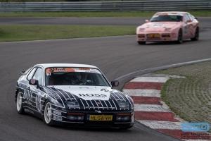 Johan Heil - Porsche 944 - Porsche Club Historic Racing - DNRT Super Race Weekend - Circuit Park Zandvoort