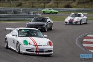 Porsche 996 GT3 Cup - Porsche Club Historic Racing - DNRT Super Race Weekend - Circuit Park Zandvoort