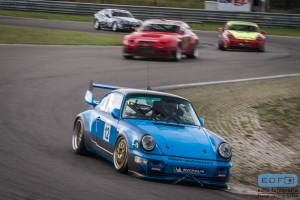 Mate Eres - Porsche 964 RSR - Porsche Club Historic Racing - DNRT Super Race Weekend - Circuit Park Zandvoort
