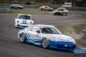 Torsten Klimmer - Porsche 996 Cup - Porsche Club Historic Racing - DNRT Super Race Weekend - Circuit Park Zandvoort