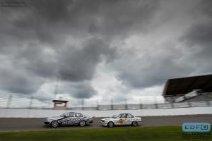 Chris Servayge - Volvo 240 - Sportklasse - DNRT Super Race Weekend - Circuit Park Zandvoort