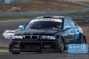 Peter van Soelen - Koen Bogaerts - JR Motorsport - BMW E46 M3 - DNRT WEK Final 4 2015 - Circuit Park Zandvoort
