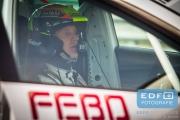 Jaap van Lagen - FEBO FMA Racing - SEAT Leon Cupracer - DNRT WEK Final 4 2015 - Circuit Park Zandvoort