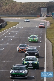 Wilbert Groenewoud - Sander Roest - Greenwood Racing - Porsche 996 GT3 Cup - DNRT WEK Final 4 2015 - Circuit Park Zandvoort