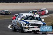 Karel Neleman - Carl Dekker - Neleman - BMW E30 325i - DNRT WEK Final 4 2015 - Circuit Park Zandvoort