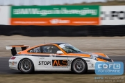 Gideon Wijnschenk - Jan van Es - ALS - Mine by PG Motorsport - Porsche 997 Cup - DNRT WEK Final 4 2015 - Circuit Park Zandvoort