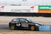Bas Baars - Adriaan Verhoef - Marcel Roeleveld - Niham Traqz - Volvo C30 D5 - DNRT WEK Final 4 2015 - Circuit Park Zandvoort