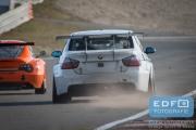 Martin Lanting - Bob Herber - JR Motorsport Martino Rosso Racing - BMW E90 M3 - DNRT WEK Final 4 2015 - Circuit Park Zandvoort