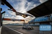 Robin Vogel - Christiaan Dijkhof - Bas Koeten Racing II - Wolf GB08 - DNRT WEK Final 4 2015 - Circuit Park Zandvoort