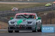 Tijn Jilesen - Ronald van Ooijen - PG Motorsport II - Porsche 944 S2 - DNRT WEK Final 4 2015 - Circuit Park Zandvoort