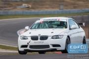 Maurice Bol - Dick van Voskuilen - Kevin Veltman - Kevin Veltman Racing I - BMW 320D - DNRT WEK Final 4 2015 - Circuit Park Zandvoort