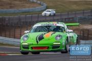 Tjarco Jilesen - Sven van Laere - Marc Goossens - PG Motorsport I - Porsche 997 Cup - DNRT WEK Final 4 2015 - Circuit Park Zandvoort