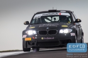 Simon Moller - Casper Elgaard - Cor Euser Racing II - BMW 120D - DNRT WEK Final 4 2015 - Circuit Park Zandvoort