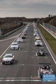 Start DNRT WEK Final 4 2015 - Circuit Park Zandvoort