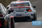 Bas van de Ven - Simon Knap - MDM Metalak - BMW 320D WTCC - DNRT WEK Final 4 2015 - Circuit Park Zandvoort