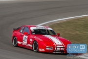 Patrick van den Berg - Harry Verkerk - Race For Fun I - Porsche 944 - DNRT WEK Final 4 2015 - Circuit Park Zandvoort